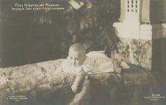 (109) Prince Hubertus