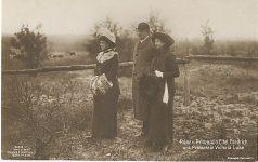 (157) Victoria Luise, prince & princess Eitel Friedrich