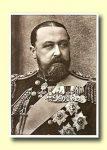 (22) Duke Alfred of Saxe-Coburg-Gotha (modern postcard)