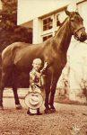 (136) Prince Harald, 1939 (modern card 15 x 10 cm)