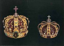 (143) Norwegian Crown Jewels (15 x 10 cm)