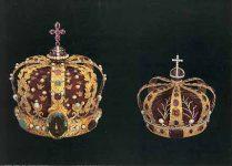 (143) Norwegian Crown Jewels (15 x 10 cm)