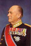 (170) King Olav (15 x 10 cm)