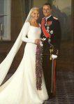 (184) Wedding Mette-Marit & Haakon