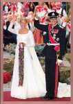 (30) Wedding Mette-Marit & Haakon, 2001 (17 x 12 cm)