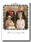 (54) Series of postcards on occasion of Norway's independance 2005 - no.16 (17 x 12 cm)