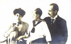 (171) Maud, Haakon & Olav, 1913