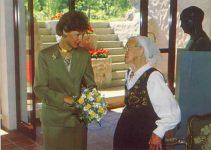 (217) Queen Sonja, 1991