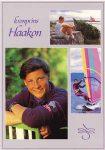 (87) Crown Prince Haakon (17 x 12 cm)