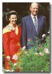 (106) Sonja & Harald, 1993 (17 x 12 cm)