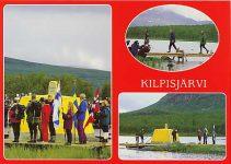 (285) Kings and Queens of Norway & Sweden, 1993