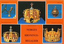 (387) The Norwegian crown jewels