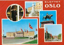 (389) The Royal Palace in Oslo
