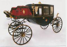 (424) The Coronation Carriage, 1906