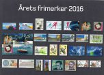 (455) New Norwegian stamps 2016