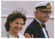 (1067) Silvia & Carl Gustaf, 08.06.13