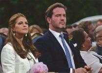 (1077) Madeleine & Christopher, Solliden July 2013