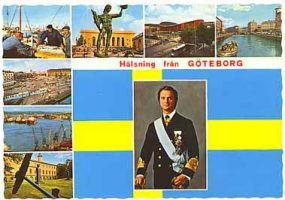 (190) King Carl Gustaf