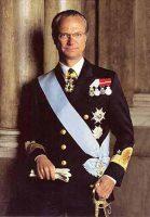 (77) King Carl Gustaf