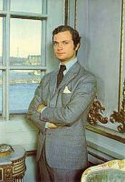 (257) King Carl Gustaf