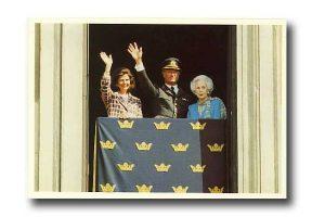 (351) Silvia, Carl Gustaf & Lilian
