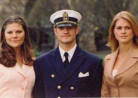 (451) Victoria, Carl Philip & Madeleine