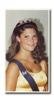 (461) Crown Princess Victoria (large postcard 24 x 13 cm)