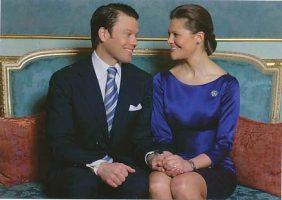 (672) Engagement Victoria & Daniel Westling, 24.02.09