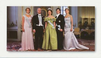 (684) The Royal Family, 2006 (18 x 10,5 cm)
