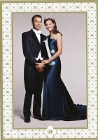 (702) Victoria & Daniel (official card on occasion of the wedding)