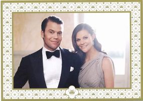 (705) Victoria & Daniel (official card on occasion of the wedding)