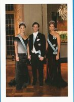 (729) Crown Princess Victoria & siblings (14,5 x 10,5 cm)