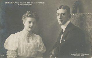 (818) Maria & Wilhelm