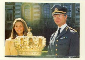 (152) Carl Gustaf & Victoria