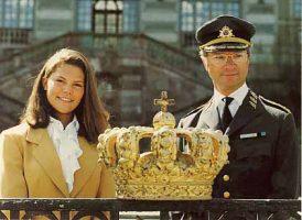 (68) Carl Gustaf & Victoria