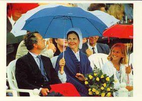 (155) Silvia, Carl Gustaf & Madeleine