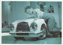 (934) Prince Carl Gustaf, 1950 (modern postcard)