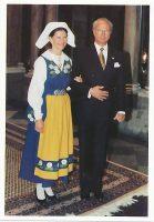 (940) Silvia & Carl Gustaf