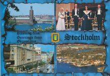 (949) The Royal Family/Stockholm