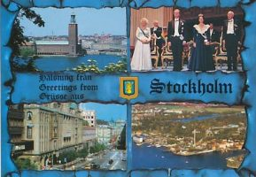(949) The Royal Family/Stockholm