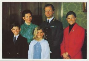 (964) The Royal Family