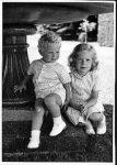 (3) Carl Gustaf & Christina (Nilsson-Foto 12,5 x 9 cm)