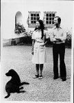 (5) Silvia & Carl Gustaf, 1976 (Nilsson-Foto 12 x 8,5 cm)
