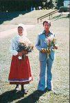 (6) Slvia & Carl Gustaf (13 x 9 cm)