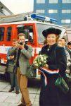 (10) Queen Beatrix, 1990 (18,5 x 12,5 cm)