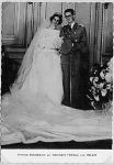 (31) Wedding Fabiola & Baudouin, unknown publisher