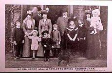 (102) Royal gathering at Sandringham