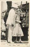 (94) Royal visit to Aden, 1954