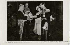 (175) George VI & Elizabeth - visit to Canada