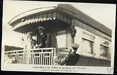 (177) George VI & Elizabeth - visit to Canada